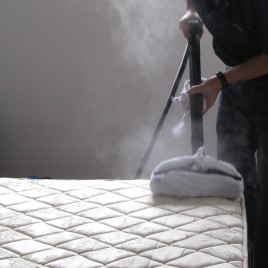 De-Dustmite High Temperature Mattress Deep Steam Cleaning