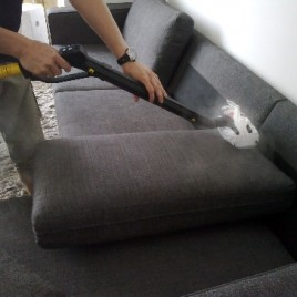 De-Dustmite High Temperature Sofa Deep Steam Cleaning