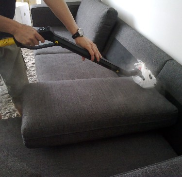 De Dustmite Sofa Steam Cleaning